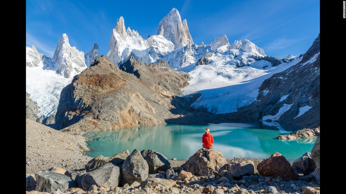 An ice trek to the top of Perito Moreno Glacier on the Argentine side of Patagonia is part of Zicasso's Trails of Patagonia Tour. Another day features a trip to the Chilean side to explore Torres del Paine National Park.