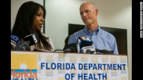 CDC advises pregnant women who have been to Miami-Dade be tested for Zika