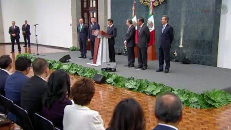 cnnee brk rec secretario de hacienda mexico nuevo pena nieto_00000000