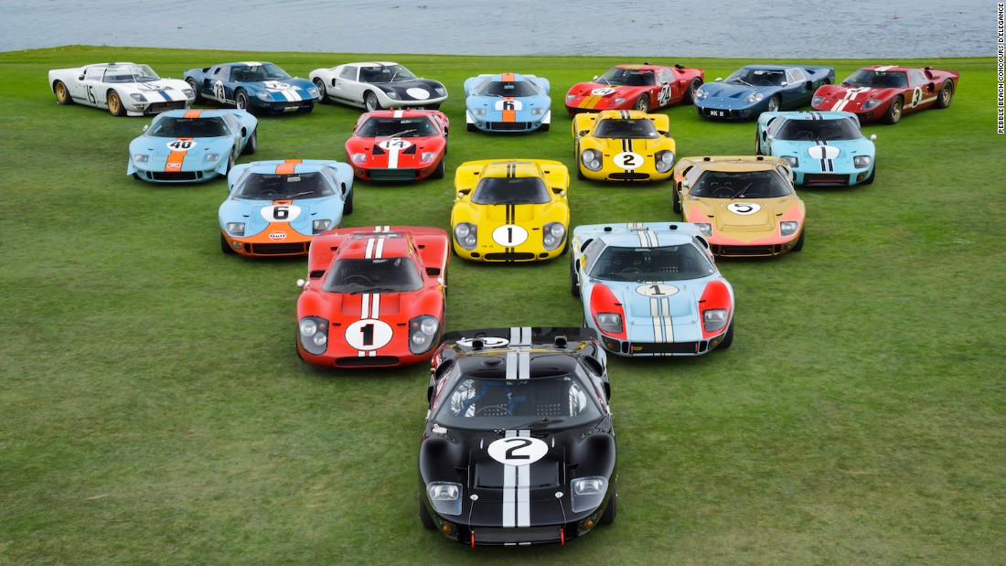 "For those in the classic car universe there are few words more evocative than ""Pebble Beach."" From vintage race cars to the hordes of supercars that take over the golfing community every August, Pebble Beach celebrates automotive elegance."