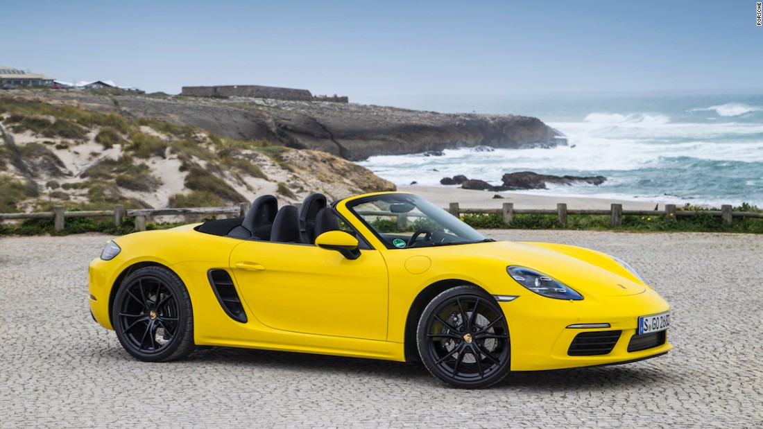 Part of the fun of Pebble Beach is getting there. The best way to do it being a spirited cruise up the legendary Pacific Coast Highway in the newest, coolest sports car -- in this year's case, the Porsche 718.