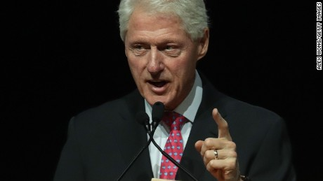 For Bill Clinton, hitting Trump's foundation is 'personal'