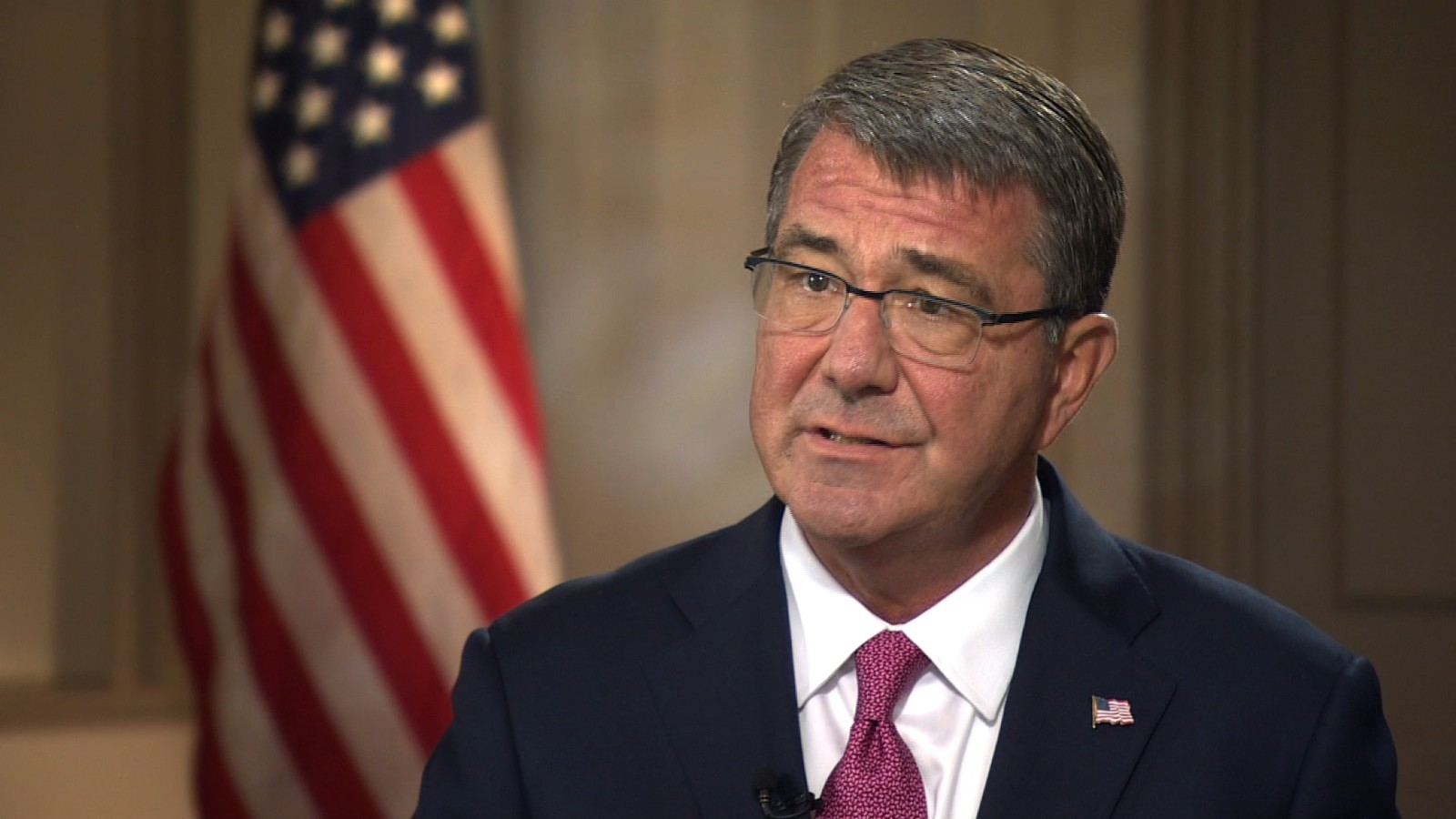 Image result for ash carter cnn