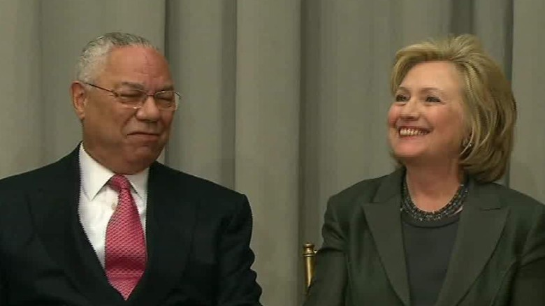 Hillary Clinton's emails with Colin Powell released