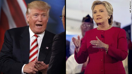 Monday Debate: What celebrities want to ask Clinton and Trump