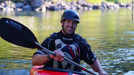 CNN Hero Brad Ludden's nonprofit First Descents helps young adults fighting cancer experience outdoor adventures.