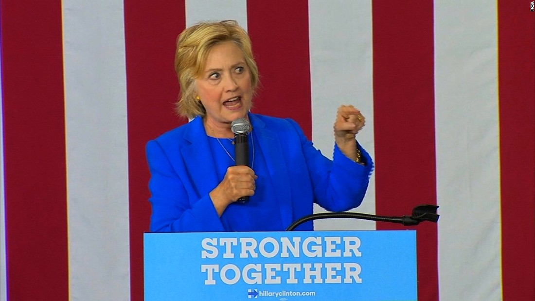 Sample Essay on Hillary Clinton's Political Career