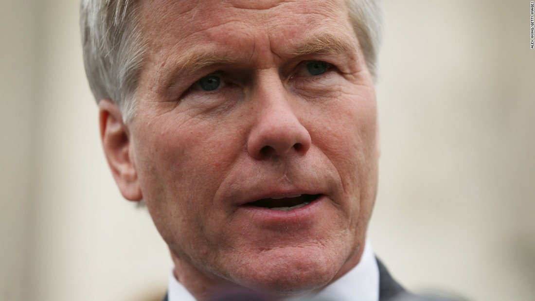 virginia governor bob mcdonnell thesis Bob mcdonnell, the republican nominee for virginia governor, has proven himself time and time again to be staunchly against women's rights his masters' thesis.