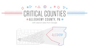 Critical counties: Watch Allegheny County, PA, in this election ...