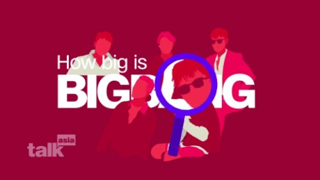 How big is Big Bang?