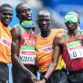 Samwel Kimani paralympics