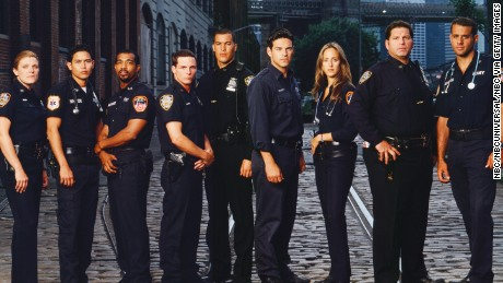 "Cast of ""Third Watch"" Molly Price, Anthony Ruivivar, Michael Beach, Jason Wiles, Coby Bell, Eddie Cibrian, Kim Raver, Skipp Sudduth, Bobby Cannavale"