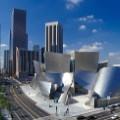Frank Gehry-designed Walt Disney Concert Hall