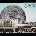 montreal world expo postcard