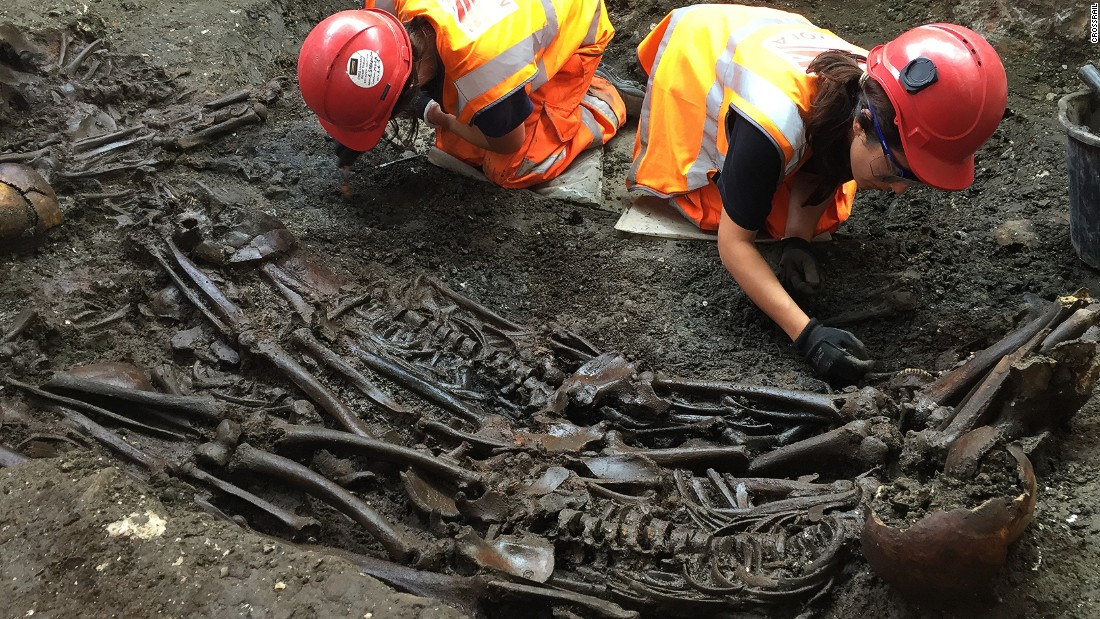 An investigation of skeletons buried during the 1665 Great Plague of London has revealed the DNA of the bacteria responsible for the disease. The skeletons were discovered in an ancient burial site during construction of London's Crossrail train line.