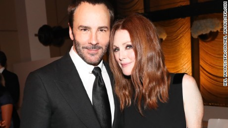Tom Ford: 'Fashion is the toughest industry in the world'