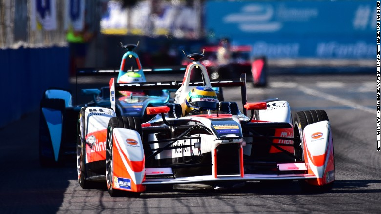 Formula E: Mahindra boss explains electric vision