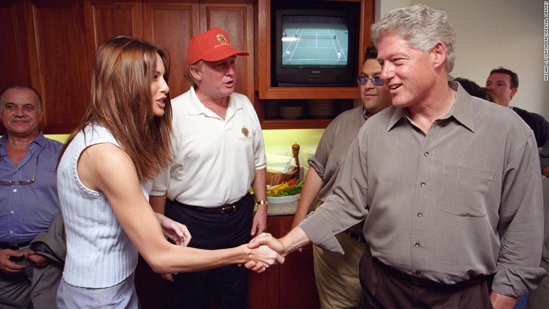 Trump Clinton 4