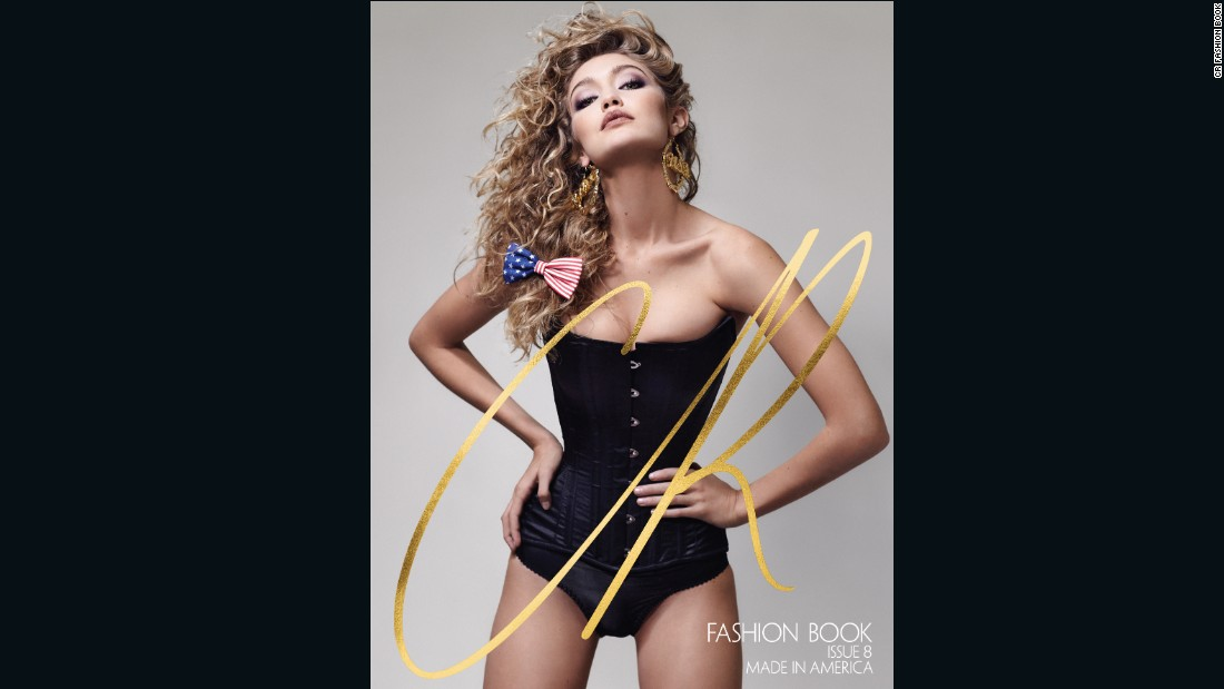 The biggest ever issue of CR Fashion Book, featured three separate volumes for over 500 pages of content. Gigi Hadid featured as one of the main covers, shot by Sebastian Faena.