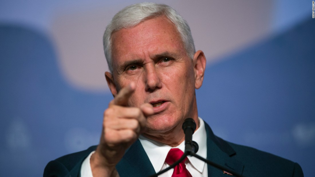 Mike Pence declines to call David Duke 'deplorable ...