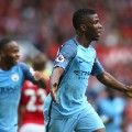 Kelechi Iheanacho of Manchester City