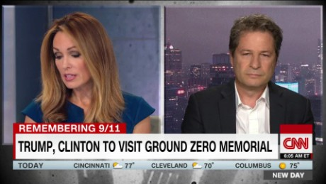 9/11 tapes reveal livid, passionate Hillary Clinton_00024626