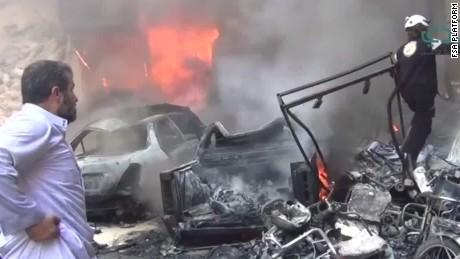 syria airstrikes ahead ceasefire karadsheh lklv_00005221