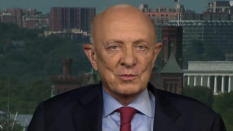 Ex-CIA director to advise Trump SOT ATH _00003426