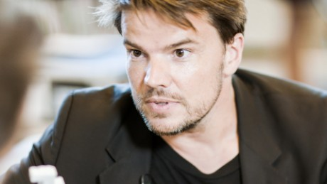 Bjarke Ingels reveals three objects that define him
