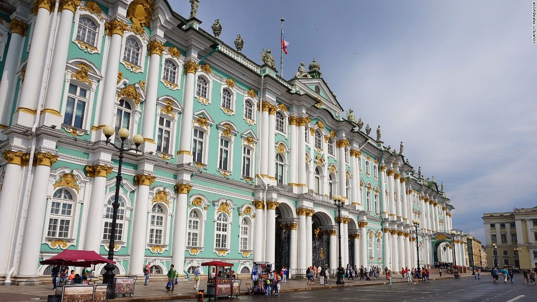 More than three million works of art are housed in the State Hermitage Museum and Winter Palace, one of the world's largest and most prestigious museums. Founded by Catherine the Great in 1764, the museum has been a must for St. Petersburg tourists since it was first open to the public in 1852.