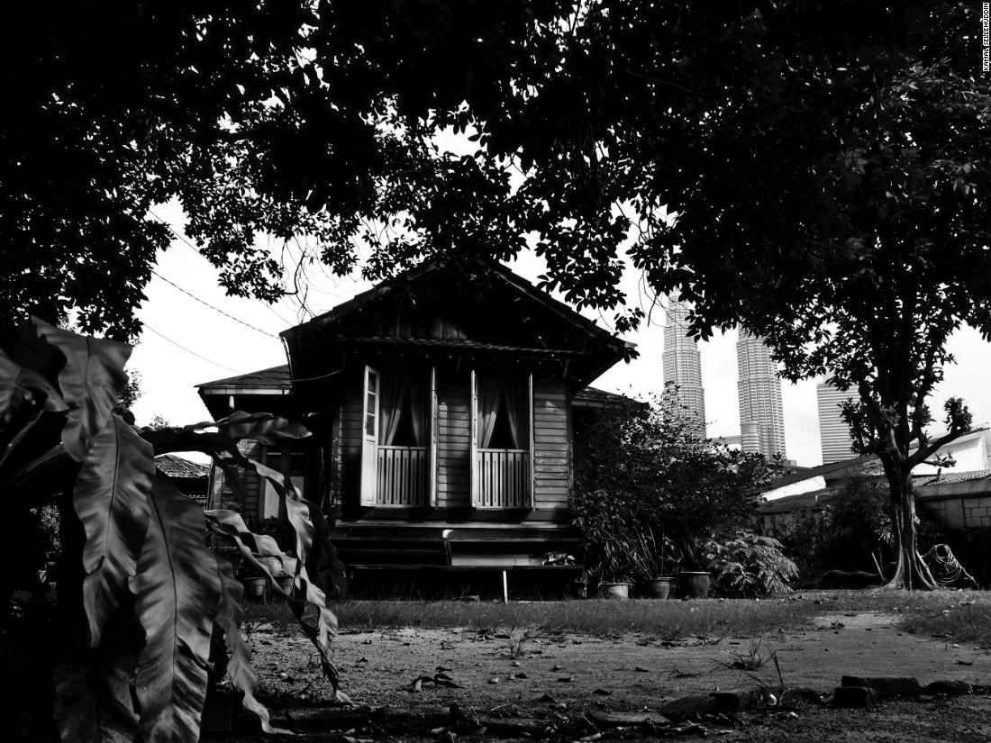 Photographer Kamal Sellehuddin has spent the last two years photographing inside Kampung Baru.