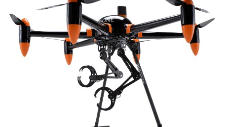 Prodrone's new PD6B-AW-ARM commercial-use drone.