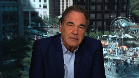 Oliver Stone on 'Snowden,' Putin and DNC hacking