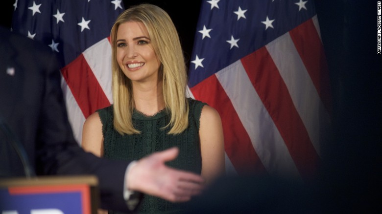 Report: Ivanka Trump wrong about leave policy
