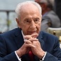 33 Shimon Peres RESTRICTED