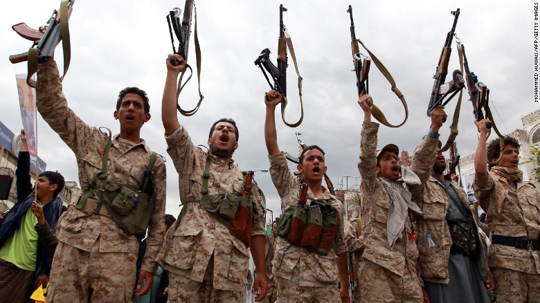 Why are people dying in Yemen?