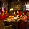 cool travel jobs - santa post elves