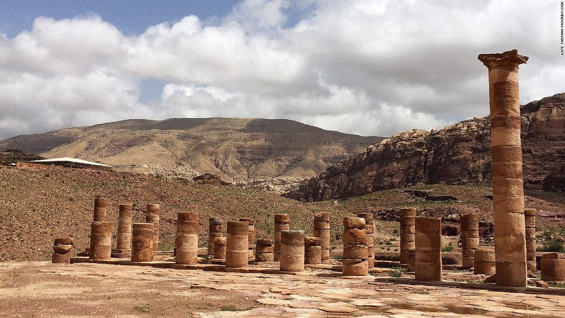 Spanning 7,000 square meters, the Great Temple Complex  is one of the archeological sites that requires stabilizing.