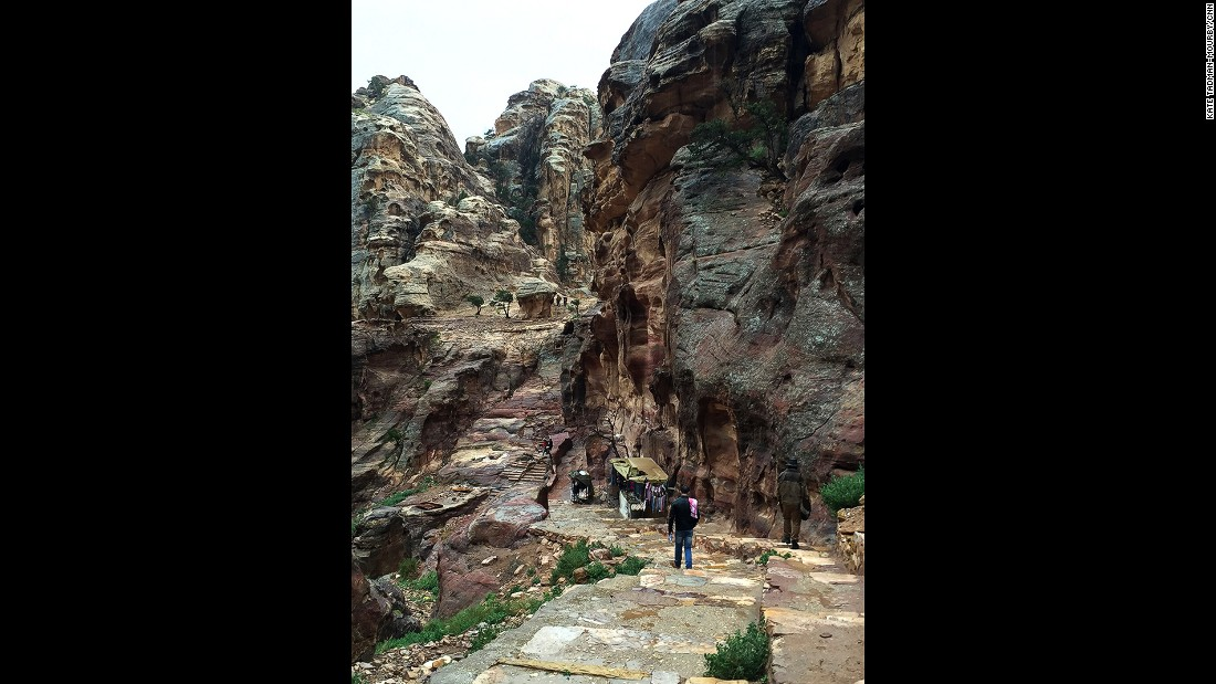 A recent discovery of a new massive monument may stimulate development and interest in Petra again. Archaeologists believe that more than 80% of Petra is yet to be uncovered.