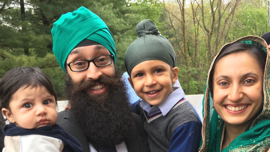 Dr. Prabhjot Singh was beaten in 2013 by a group of young men and boys who accosted him near Central Park in New York and shouted racial slurs. He and his wife, Manmeet, wish to raise their sons in an America without hate.