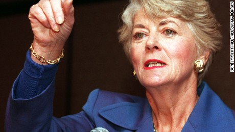 The subject of Geraldine Ferraro's finances became constant campaign issues in both her vice presidential and later her senate bid.