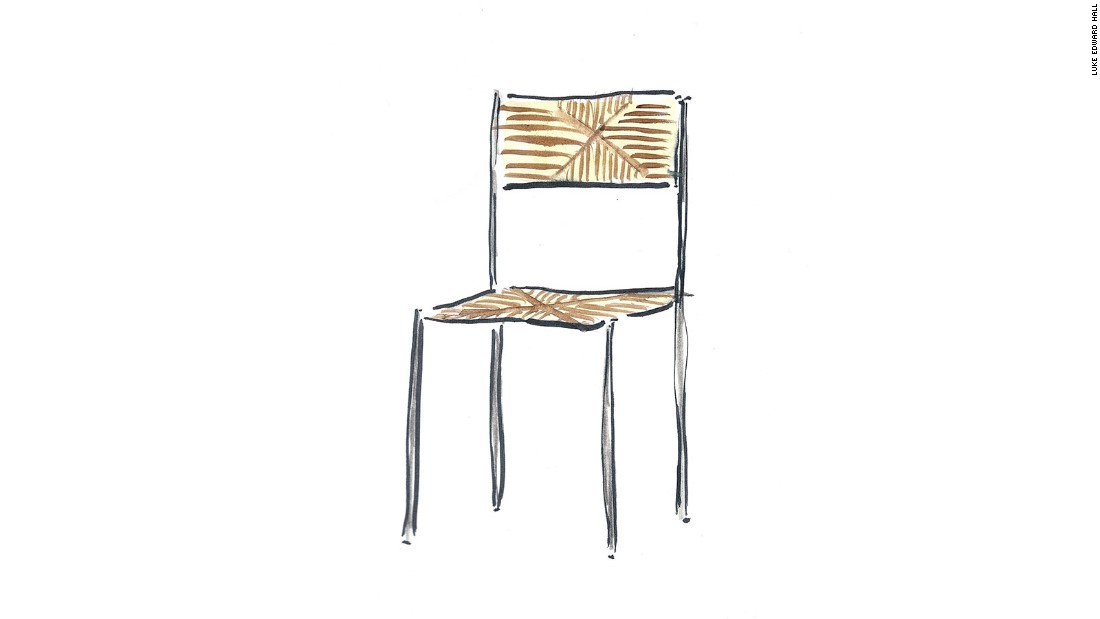 """I always enjoy Rose Uniacke's work. She is launching three new chair designs during LDF, and they utilize beautiful materials -- steel, soft dyed leather, raw oak, caning -- to stunning effect."" <br /><em><br />""Simply Chairs"" runs from September 17-26 at the Rose Uniacke shop (76-84, Pimlico Road, London SW1W 8PL) </em><br />"