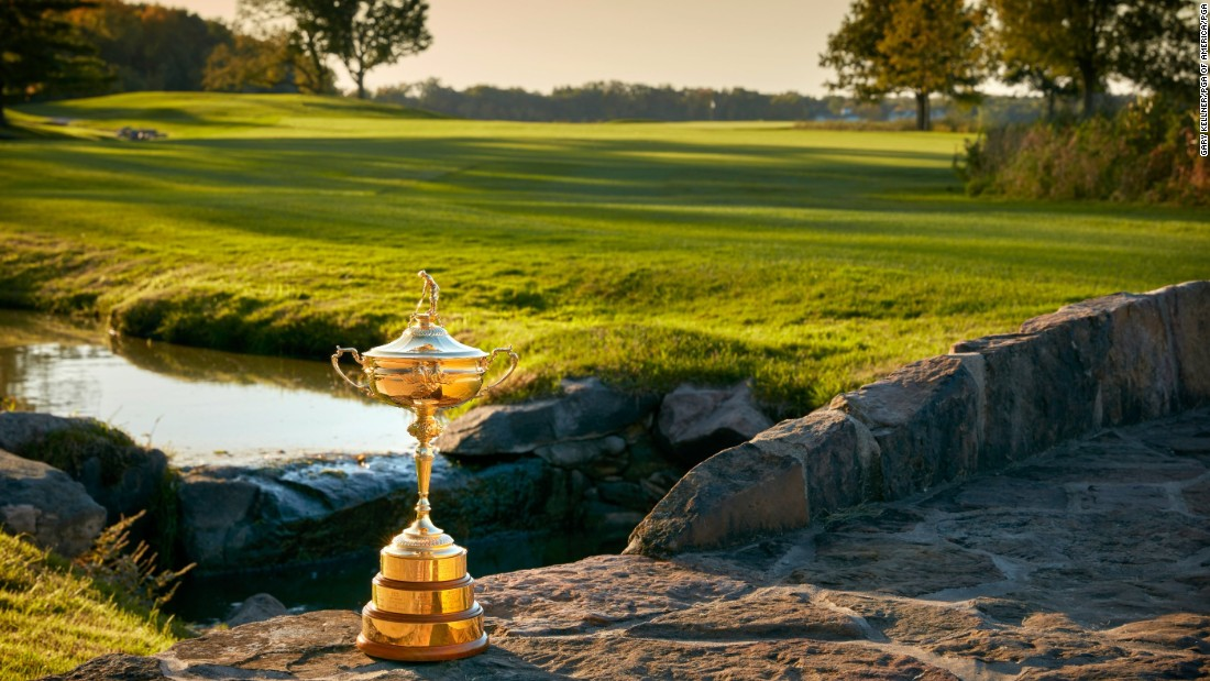 Golf's greatest team competition, the Ryder Cup, will stage its 2016 edition at Hazeltine National Golf Club from September 30 to October 2.