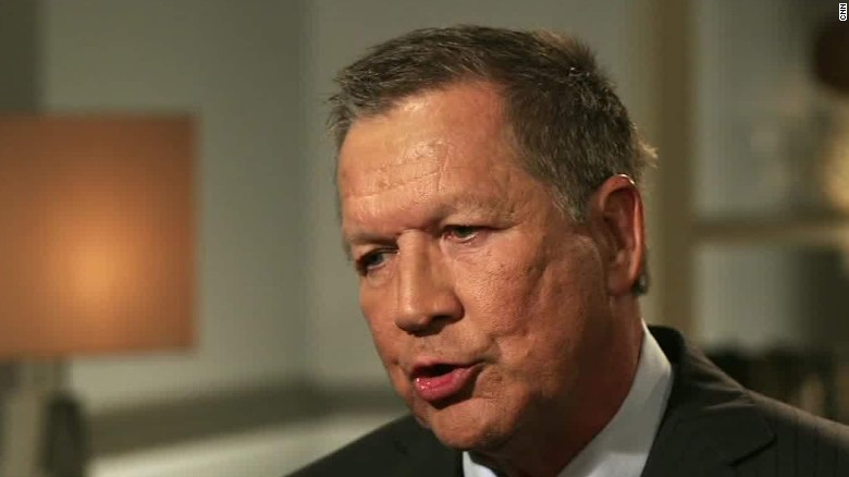 John Kasich: Very unlikely I vote for Donald Trump