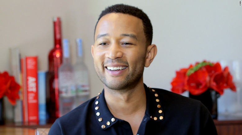 John Legend talks politics and fatherhood