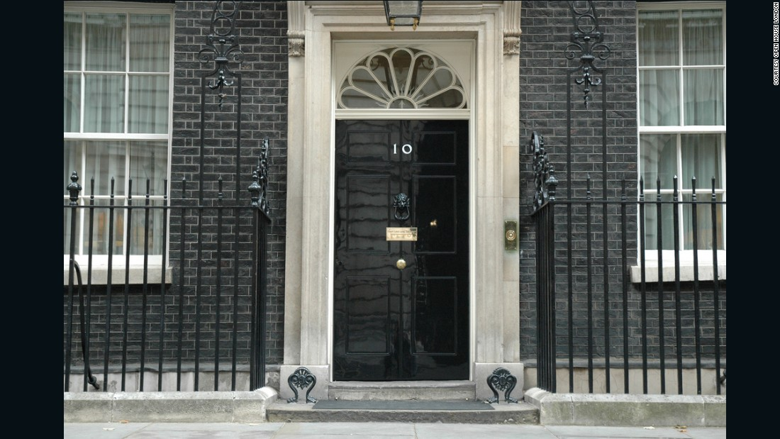 The residence of the British Prime Minister since 1735, some of the most important decisions in domestic and world politics have been made behind its imposing black door. It's safe to say there isn't a nook or cranny which hasn't witnessed some moment of history. Tours are by public ballot and photo ID is required.