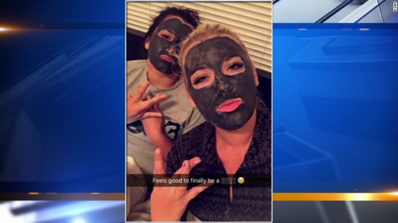kansas state students post racist blackface photo pkg_00000811