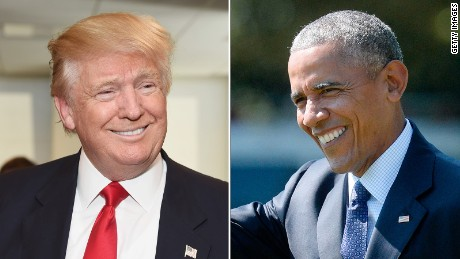 President Obama Invites President-Elect Trump to the White House