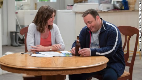 "Kevin James stars in ""Kevin Can Wait"" on CBS."