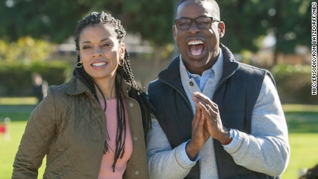 "Susan Kelechi Watson and Sterling K. Brown on ""This is Us."""